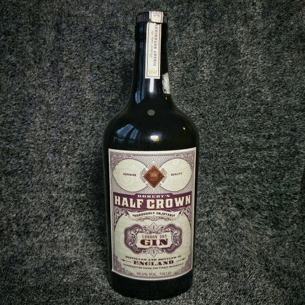 Rokeby's Half Crown Gin