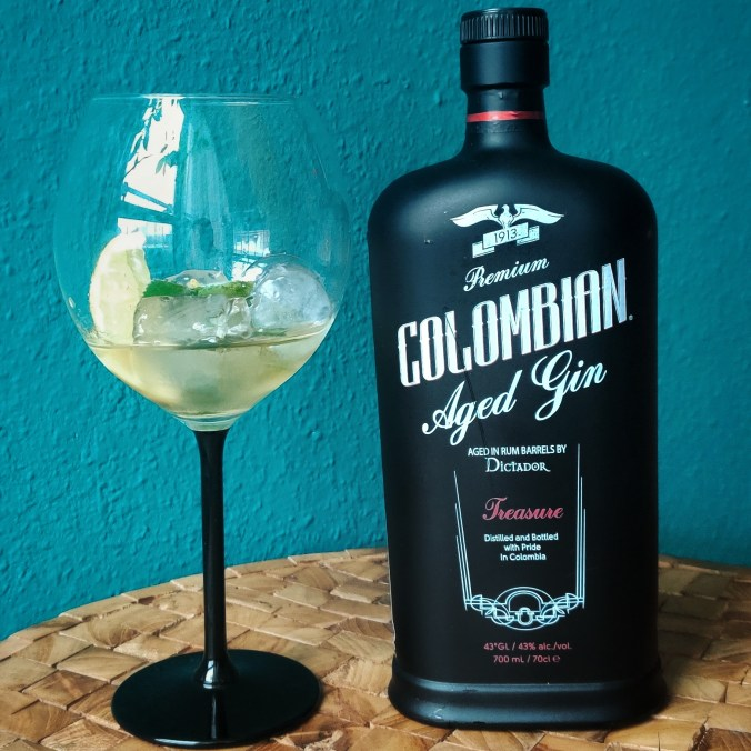 Dictador Colombian Treasure Gin