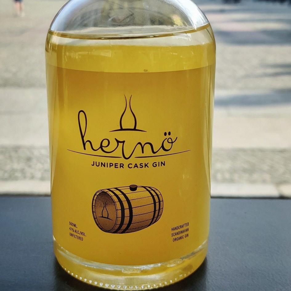 Herno Juniper Cask Gin