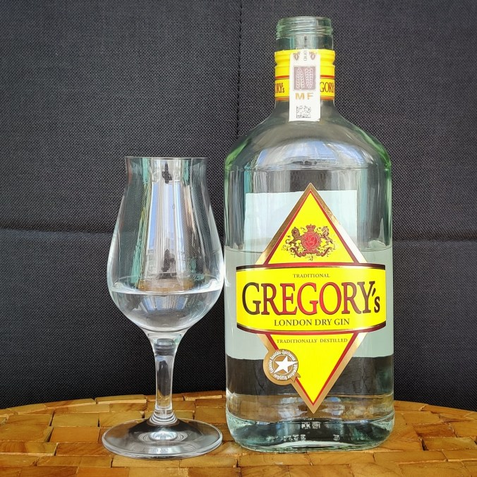 Gregory's London Dry Gin