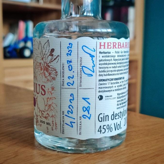 Herbarius Gin