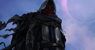 Red Skull Sith Concept Art