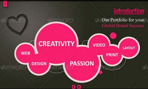 20 Fresh And New PowerPoint Templates Ginva