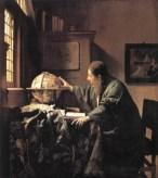 Jan Vermeer, The Astronomer (1668)