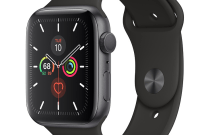 iWatch Series 5 GPS 44mm Space grey