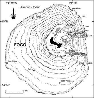 Fogo (Capo Verde), novembre-dicembre 2014 - 15/32