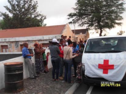 Evacuazione di Portela (Fogo, Capo Verde), novembre-dicembre 2014 - 6/14