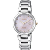 Orologio Donna Citizen Eco-drive Supertitanio Cod. EW2506-81Y