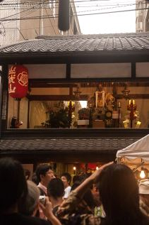 yamabushi yama machiya townhouse gion festival kyoto japan
