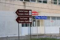 Signalétique touristique.