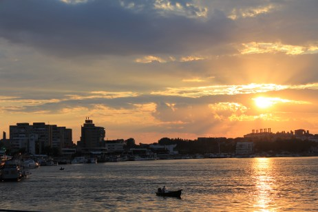 Le Danube à Tulcea