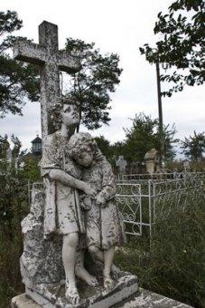 Le cimetière maritime de Sulina. Crédit photo: http://catanegru.blogspot.fr/2008/09/cimitirul-maritim-din-sulina.html