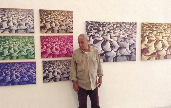 Antonio Paradiso - Ritratto del Sahara