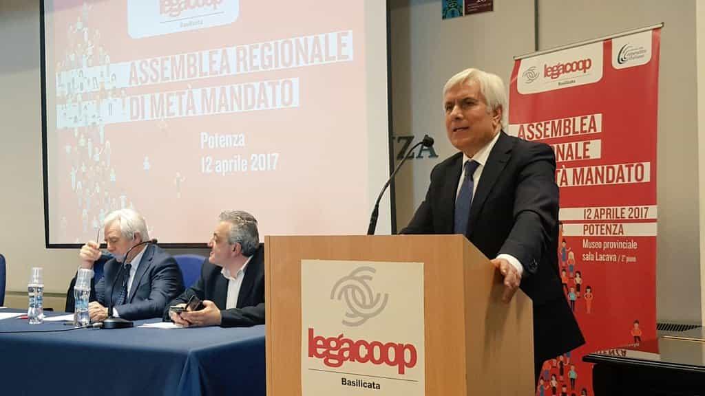 Produzione e Servizi Legacoop, a Potenza il congresso ...