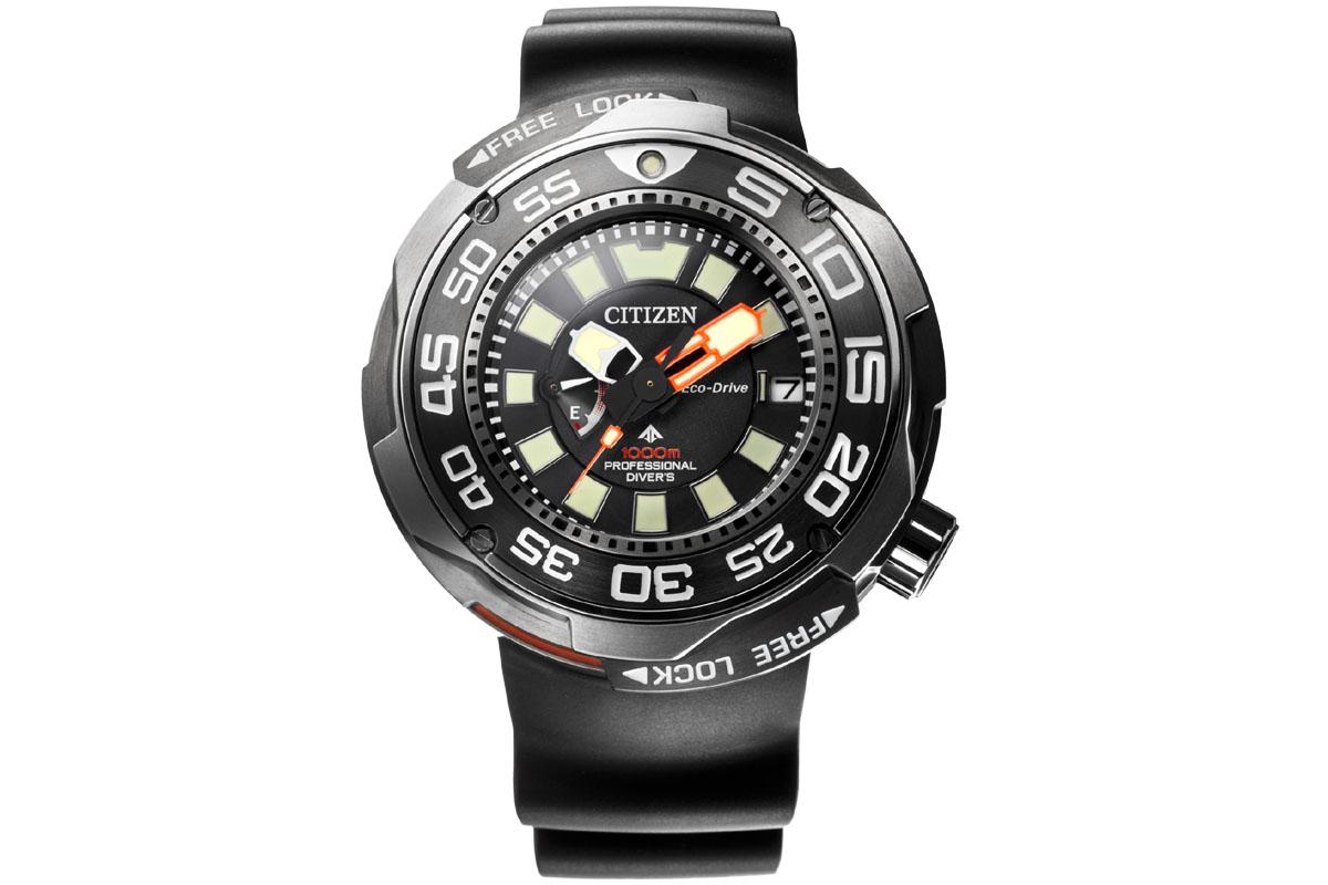 CITIZEN Promaster EcoDrive Professional Diver 1000m
