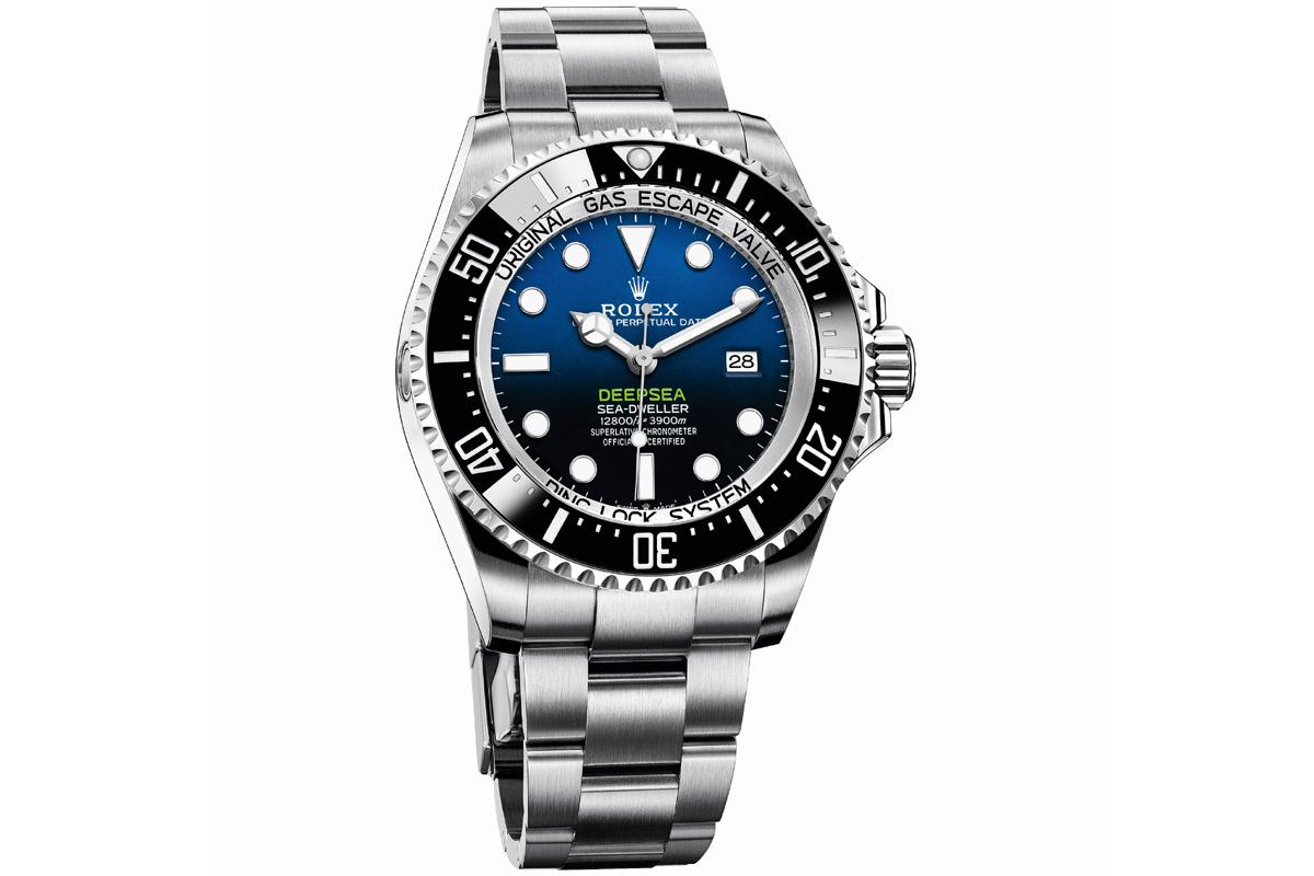 ROLEX Oyster Perpetual Rolex Deepsea D-Blue