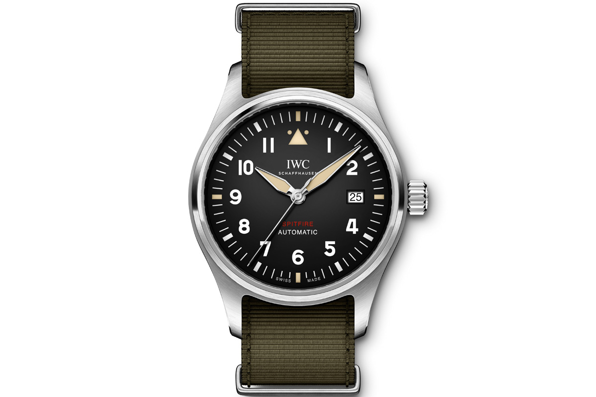 IWC Pilot's Watch Automatic Spitfire
