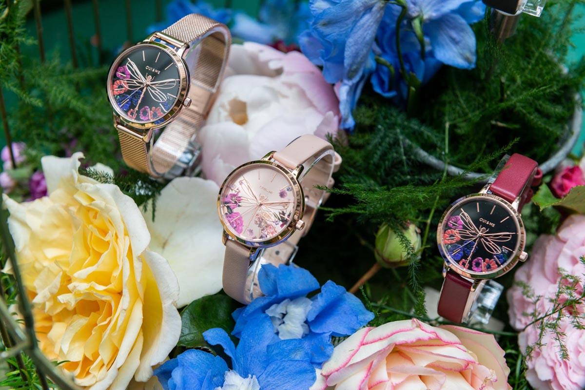 Alcuni orologi Oui & Me