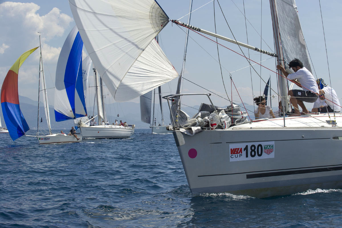 Veleggiata a Santa Margherita per la TAG Heuer Vela Cup