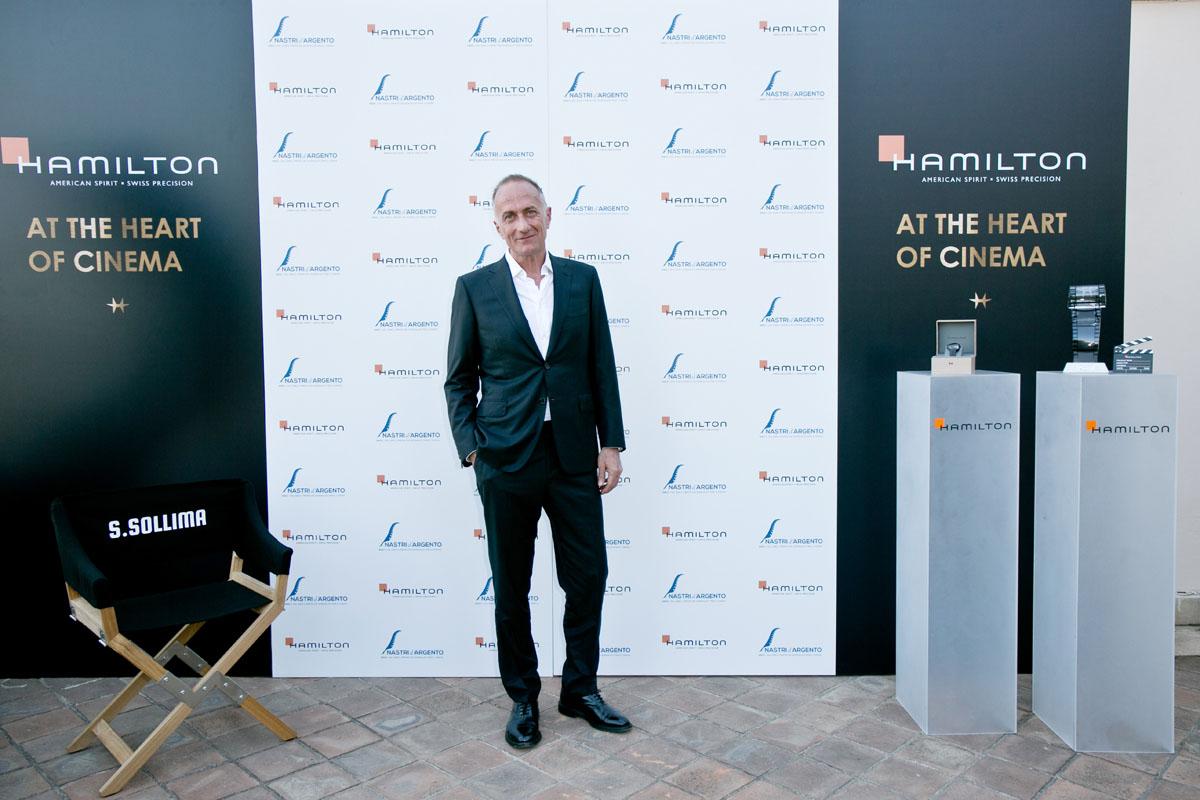 Sollima premiato con l'Hamilton Behind the Camera Award