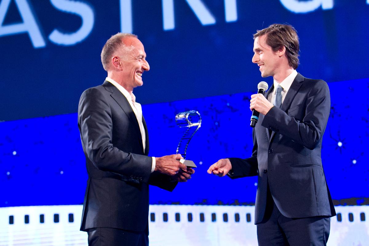 Stefano Sollima e La consegna del Behind the Camera Award