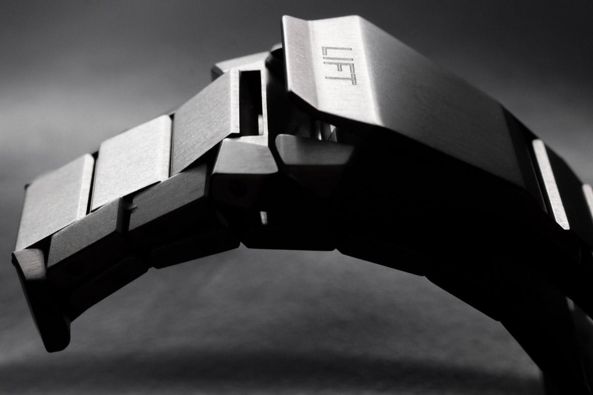 Il bracciale del Big Crown ProPilot X Calibre 115