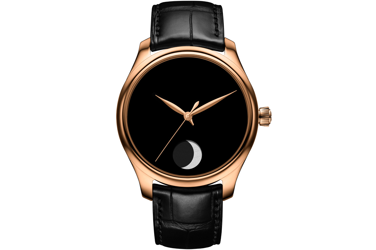LOTTO 02 –  H. Moser & Cie Endeavour Perpetual Moon Concept Only Watch