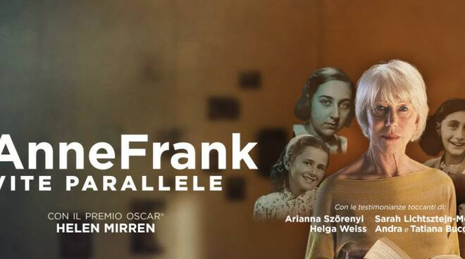 #AnneFrank.Vite Parallele.