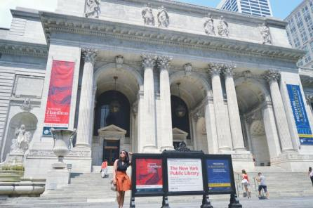 newyork public library