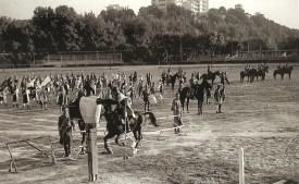 18 Ottobre 1938: Roma, Villa Glori.