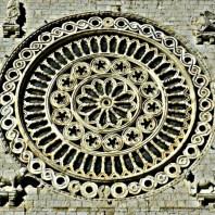 Rosone della Basilica di S. Francesco