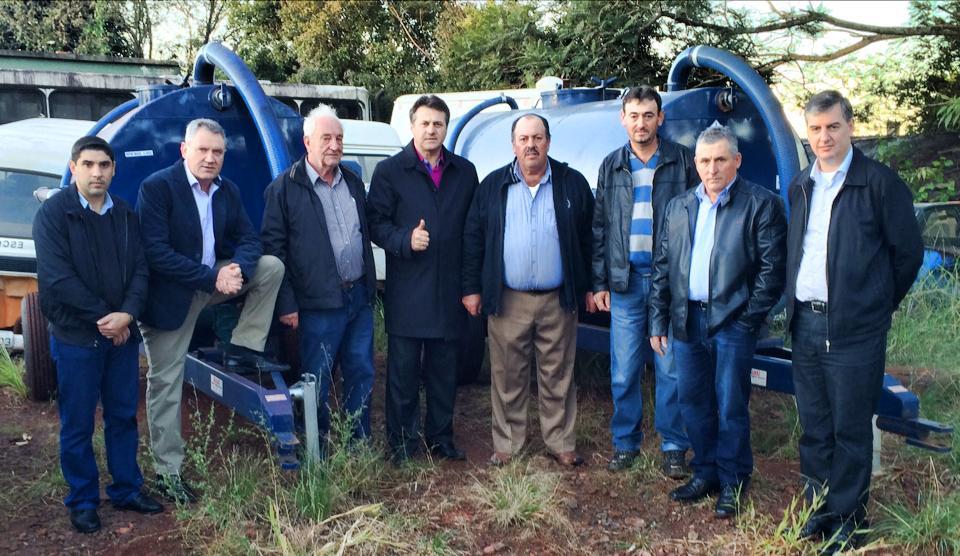 Giruá é beneficiado com emenda parlamentar de Giovani Cherini