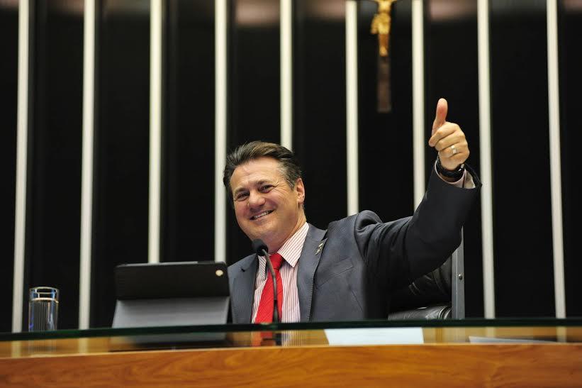 Giovani Cherini avalia seu primeiro mandato na Câmara Federal e já visa o ano de 2015