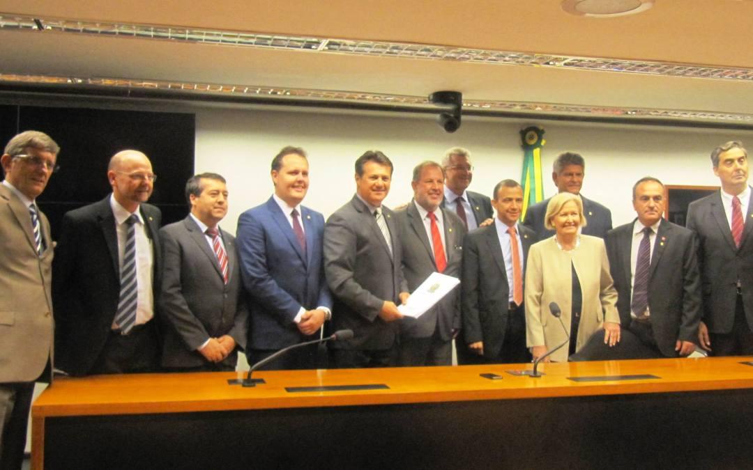 Bancada Sulista é proposta para deputados e senadores do sul do país