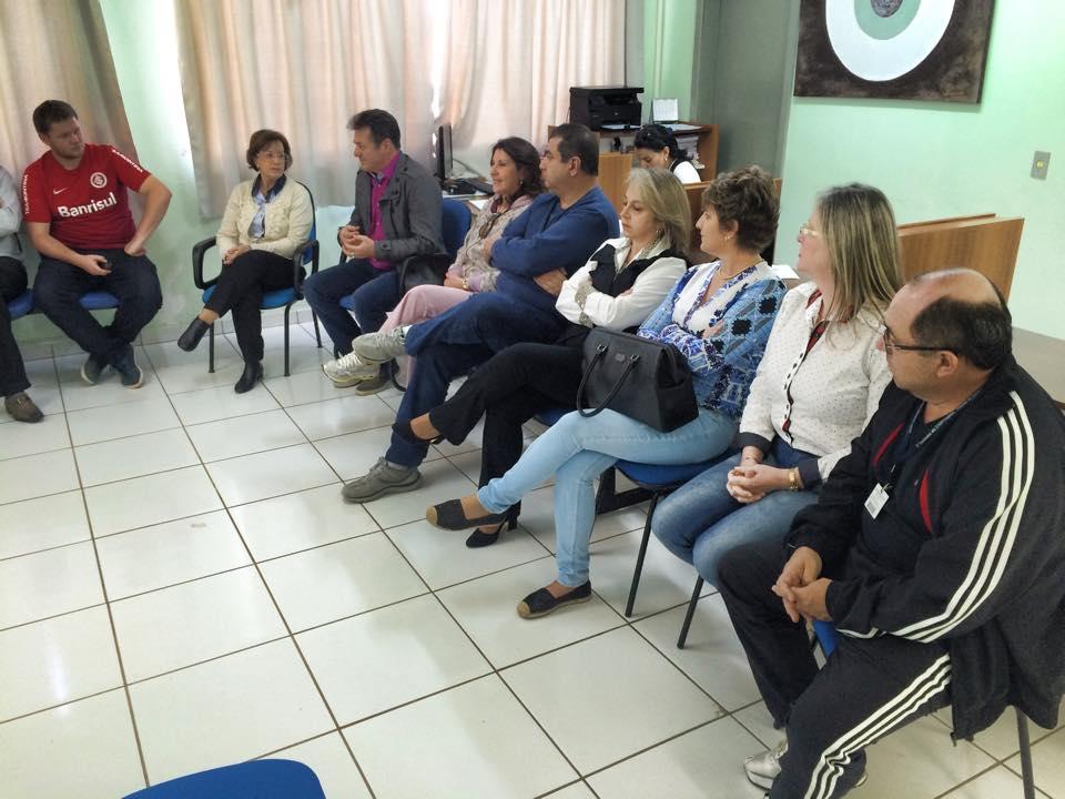 Soledade Hospital da caridade frei clemente deputado giovani cherini