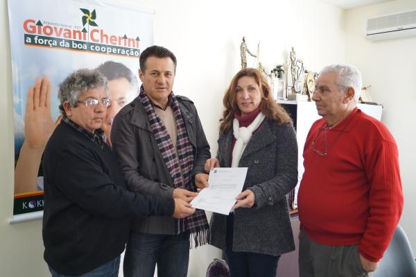 Giovani Cherini destina emenda parlamentar de 100 mil reais para Arambaré