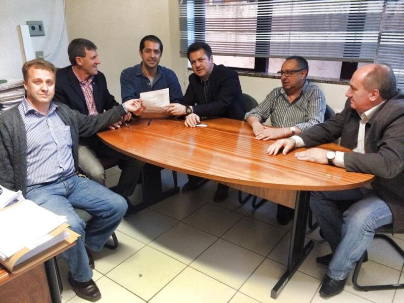 Saiu na mídia – Giovani Cherini confirma emenda parlamentar a Erechim
