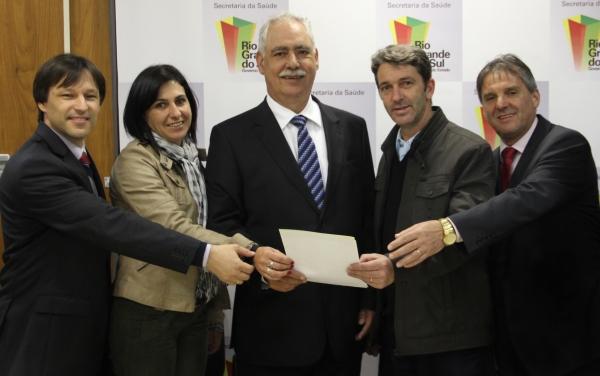 Barros Cassal receberá ambulância e recursos para ampliação do posto de saúde