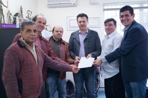 Deputado Giovani Cherini indica emenda parlamentar de R$ 250 mil reais para Rolante