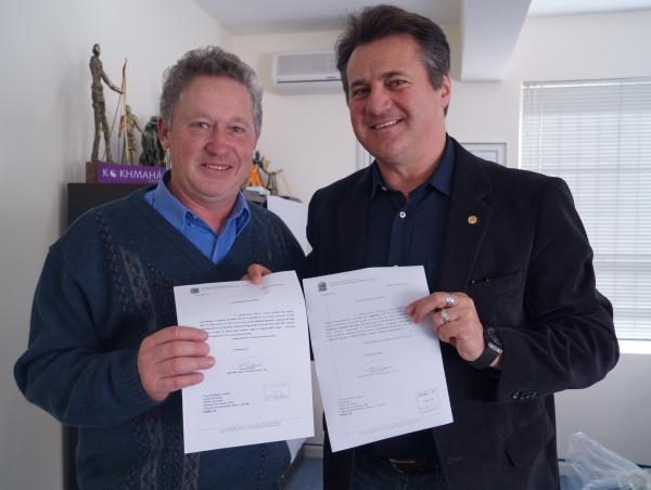 Tapera recebe 500 mil reais em emendas parlamentares do deputado Giovani Cherini