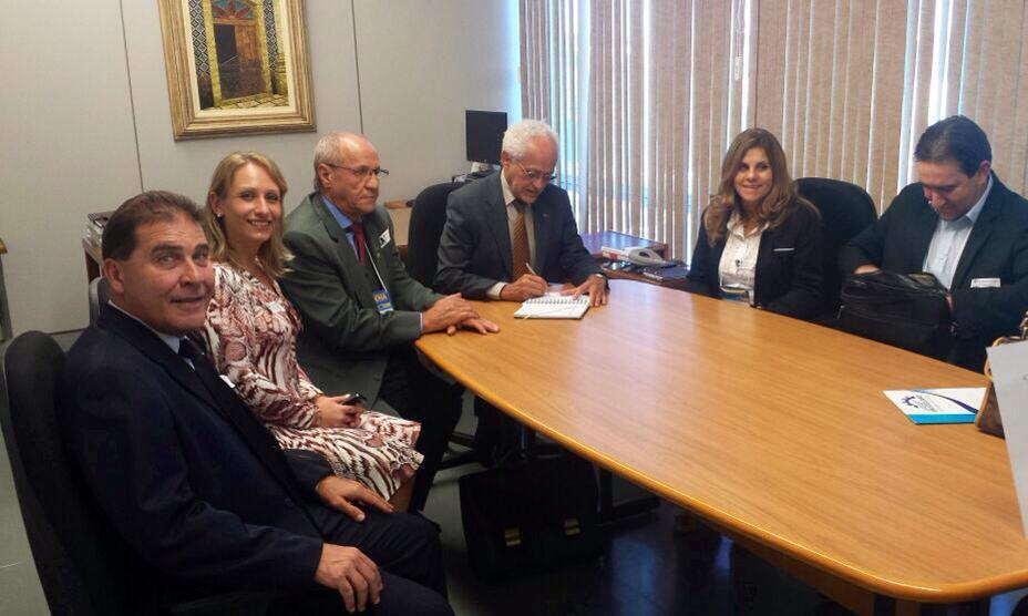 Giovani Cherini encaminha pedido ao MEC para implantação de campus na região celeiro, em Campo Novo
