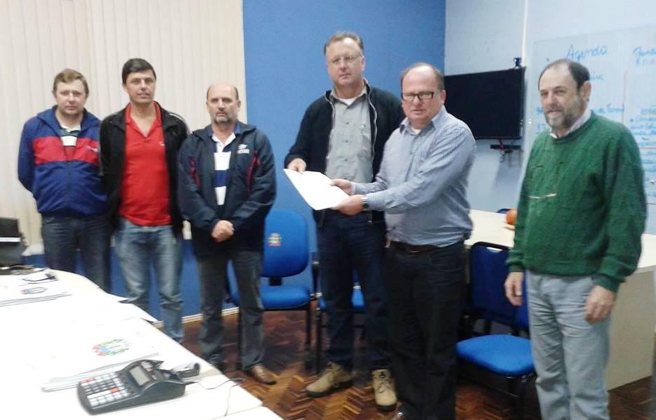 Porto Lucena receberá emenda parlamentar para agricultura