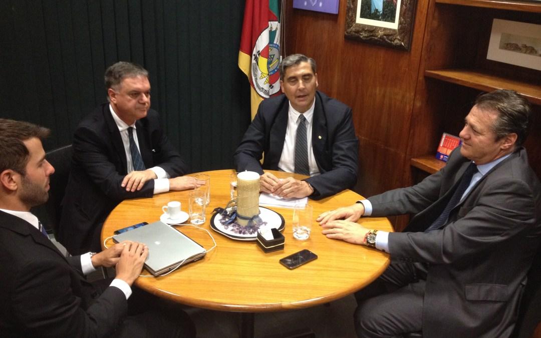 Bancada Gaúcha apresentará emendas ao projeto que propõe a renegociação das dívidas do Estado com a União
