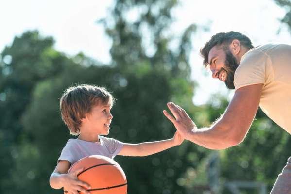 Genitori, figli e sport