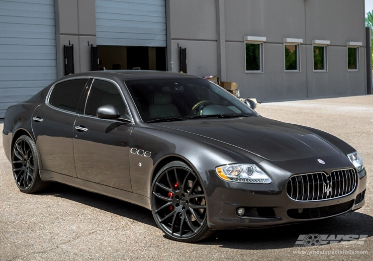 MASERATI QUATTROPORTE KILLIS Giovanna Luxury Wheels