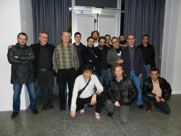 A Roma, alla NeXT-Fest, con i Connettivisti e Bruce Sterling.