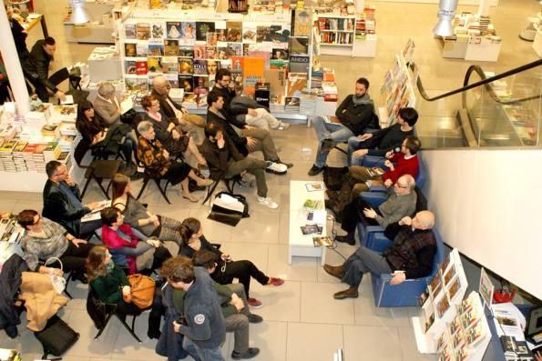 """Dall'anteprima nazionale di """"Partita di anime"""" (Firenze, Libreria IBS, 21 marzo 2014)"""