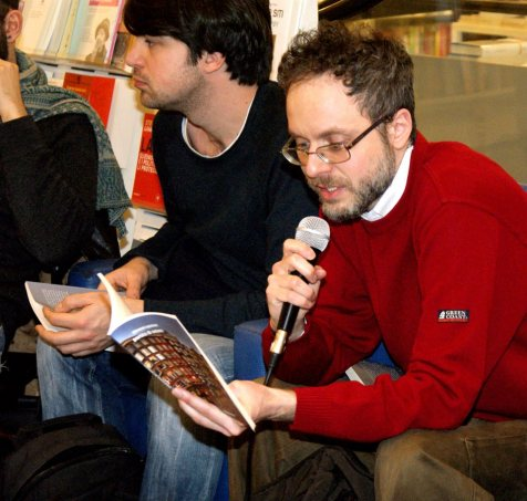 Raoul Bruni e Giovanni Agnoloni