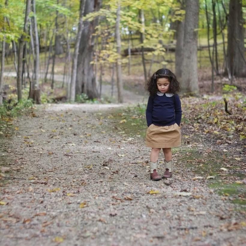 3 Year Old Fall Photos
