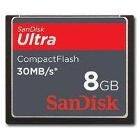 Scheda Memoria Sandisk Ultra Compactflash 8GB
